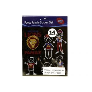 AFL Family Stickers